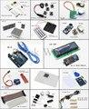 Для arduino UNO R3 КИТ-Обновленная Версия Для Starter Kit RFID Узнать Люкс Шаговый Двигатель + Lcd + Макет Для arduino Uno