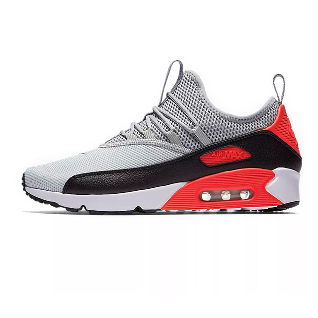 new concept 45368 ffe71 US $72.5 58% OFF|Original Authentic 2018 NIKE AIR MAX 90 EZ Rubber Men's  Running Shoes Sneakers Breathable Cushioning sport shoes AO1745-in Running  ...
