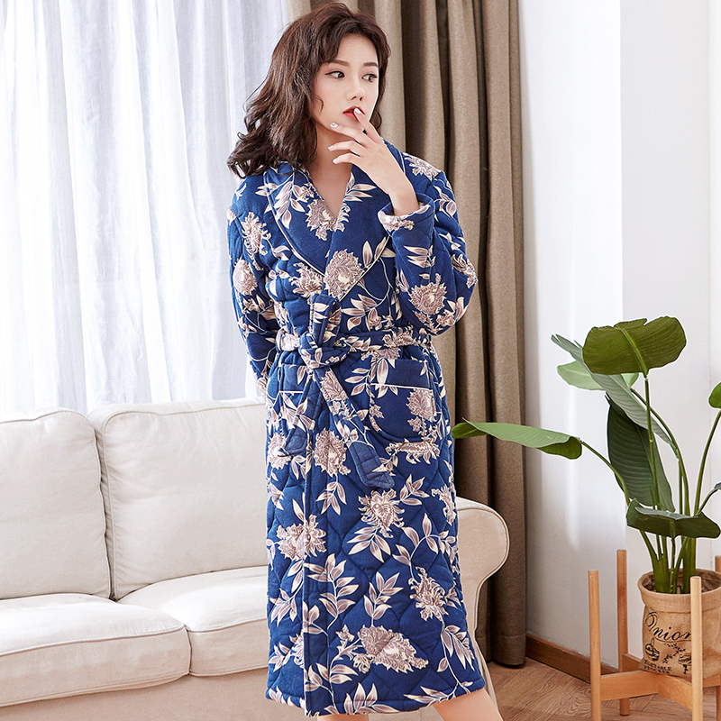 b3f23d0e08 Buy quilted robes and get free shipping on AliExpress.com