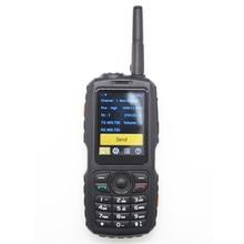 Багатофункціональна двостороння радіостанція A17 GSM 850/900/1800/1900 МГц велика батарея 3800 мАг рація