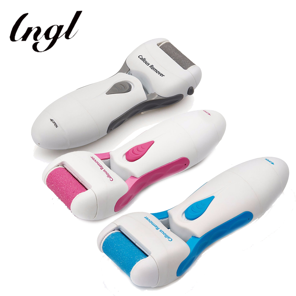 1 PCS Waterproof Pedicure Tools Pumice Stone Roller Head Electric Leg File Foot Care Exfoliating Instruments Scholls japanes health foot care high quality urea powder pumice exfoliating feet easily exfoliation