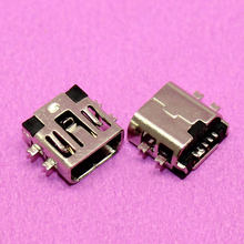 YuXi Mini USB jack socket connector,V3 port for ONDA MP3 MP4 GPS etc,5Pin SMT,sink board(China)