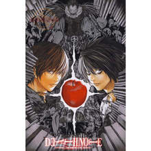 DEATH NOTE Poster Home Decor modern Wall Sticker (21 styles)