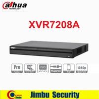 Dahua XVR 1080 P видеомагнитофон XVR7208A H.264 +/H.264 2 SATA Порты Поддержка HDCVI/CVBS/HDTVI/ AHD видео входы до 5MP