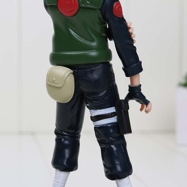 2pcs/set 16-18cm Naruto Hatake Kakashi VS Sasori PVC Action Figures Model Toy