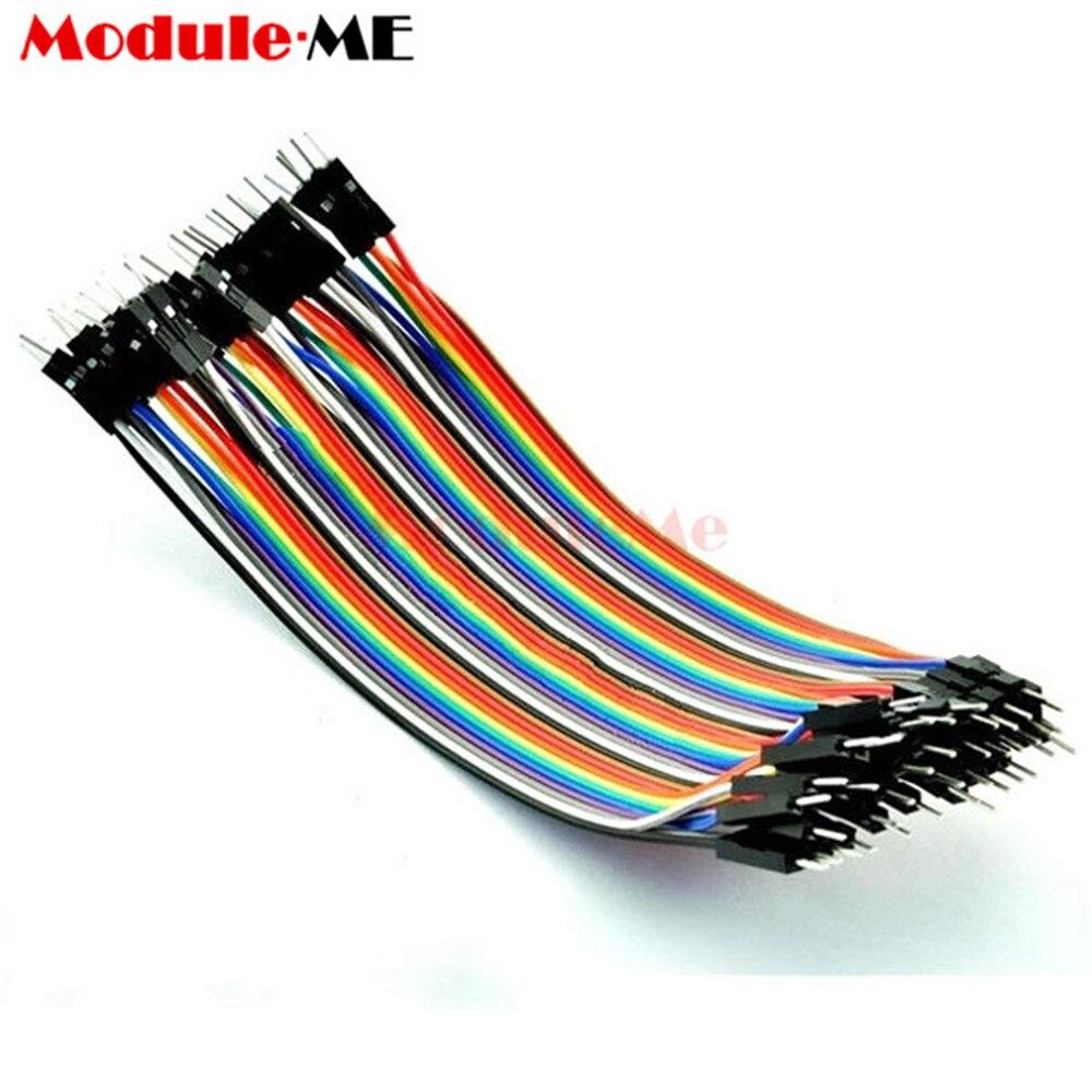 "16 Ways Micro-Match Plug 1.27 m 250 mm Ribbon Cable 9.9 /"" Micro-Match Plug"