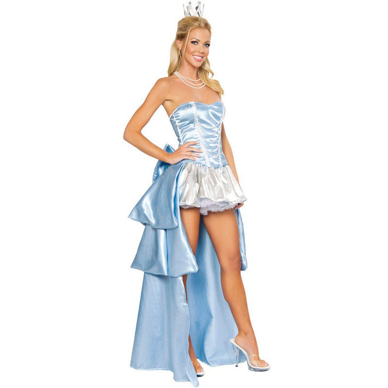 Deluxe Midnight Cinderella Princess Costume Adult Sexy Fancy Dress on Aliexpress.com | Alibaba Group  sc 1 st  AliExpress.com & Deluxe Midnight Cinderella Princess Costume Adult Sexy Fancy Dress ...