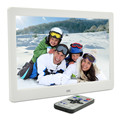 """10.1"""" LED Digital Photo Frame 1024*600 High Resolution With Alarm Clock MP3 MP4 Movie Player with Remote Control Gift"""