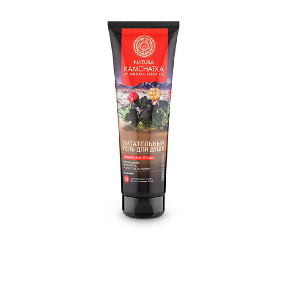 Shower Gels NATURA SIBERICA 434868 Gel bath aromagel moisturizing and cleansing shower gels palmolive gourmet spa blackberry mousse cream shower gel with blackberry extract 250 ml beauty