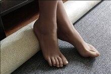 Top Quality New Sex Product,Soft Feet Fetish Toys for Man,Lifelike Female Feet Mannequin,Fake Feet Model for Sock Show