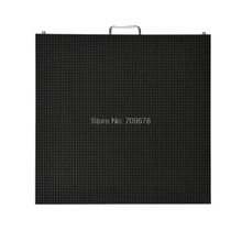 P5.95 Indoor High Definition SMD3528 Rental LED Video Display Cabinet 500*500mm / 500*1000mm(P3.91/P4.81/P6.25 available)