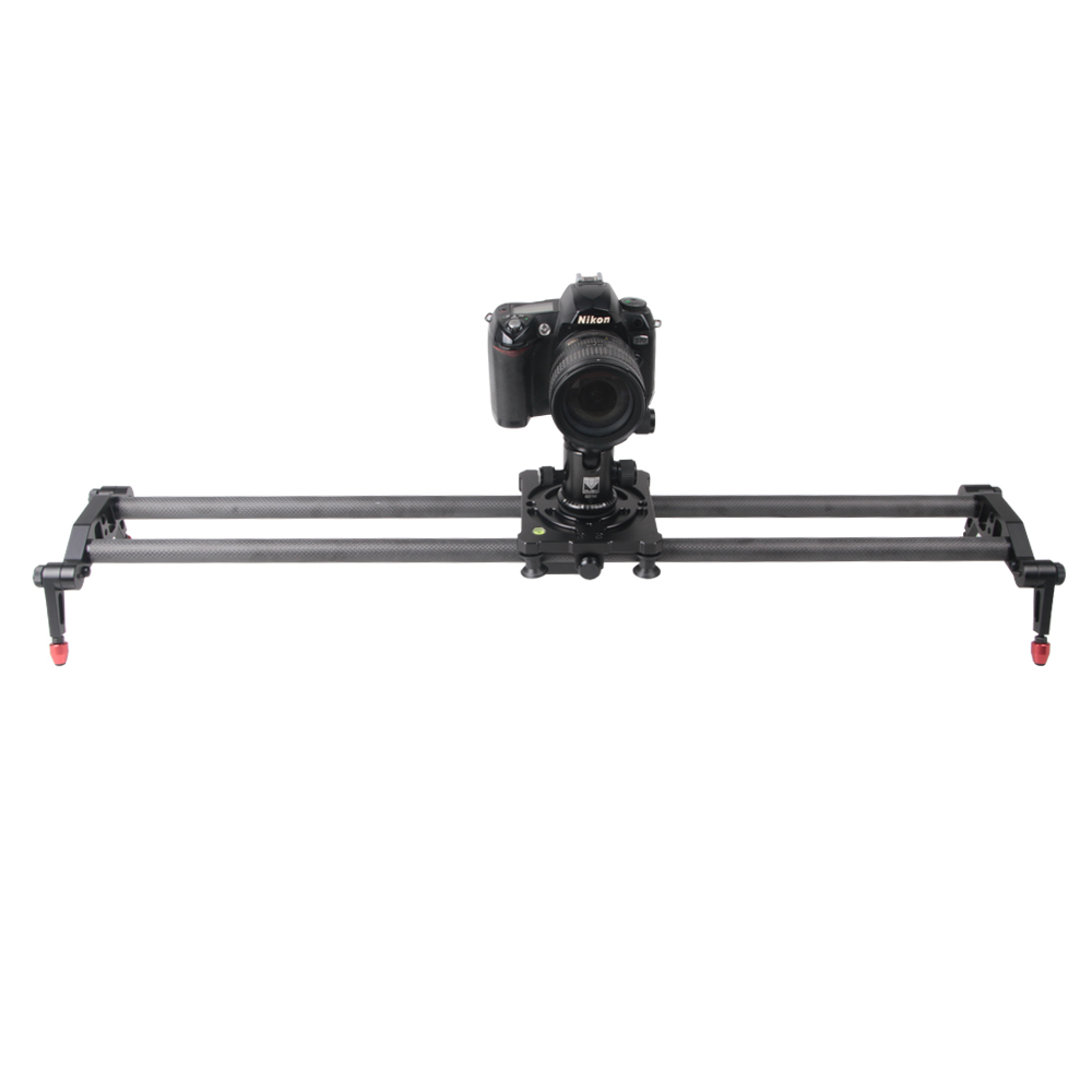 Camera Best Dslr Camera Slider professional travel portable best carbon fiber 60cm camera slider design video dolly track jib 3280cm slr rail diy dslr in
