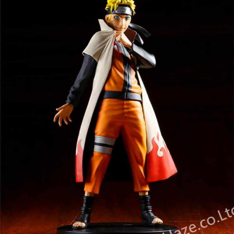 """Anime Naruto Shippuden Uzumaki Naruto Ninja 10 """"PVC Figure Novo na Caixa"""