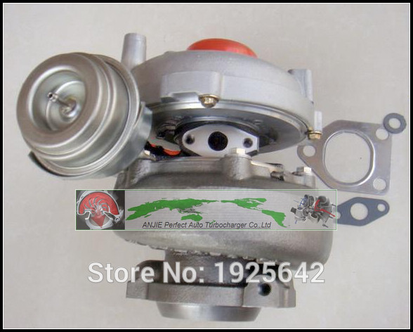 Turbo For BMW 330D E46 X5 E53 3.0D 1999-2003 M57D M57 D30 3.0L 184HP GT2256V 704361 704361-5006S Turbocharger with gaskets (5)
