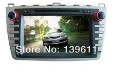 ZESTECH Mazda 6 car dvd player