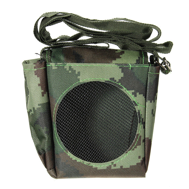 Image 5 - SGODDE Camouflage 48W Electric Hunting Decoy Speaker Bird Caller Predator Sound MP3 Player Bird Trap with Remote Control Goods-in Hunting Decoy from Sports & Entertainment