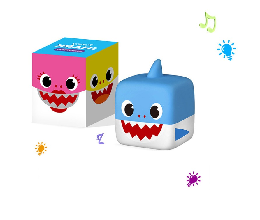 Cool Baby Shark Toys With Led Or Music  Kids's Summer Water Toys