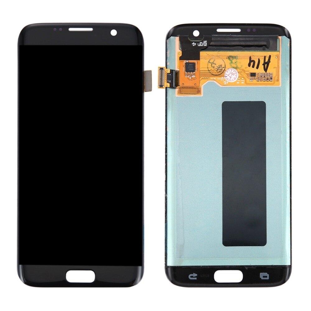 IPartsBuy Nouveau Ecran lcd D'origine + Écran Tactile pour Galaxy S7 Bord/G9350/G935F/G935A/G935V