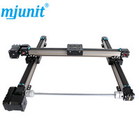 Belt drive linear guide rail for cnc laser cutting machine Double axis linear guide rail