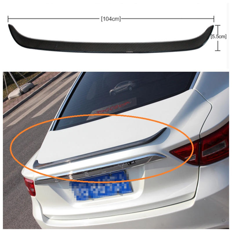 Geely Emgrand GT,GC9 Borui, Car tail spoiler коврик в багажник geely emgrand ec7 rv 2011
