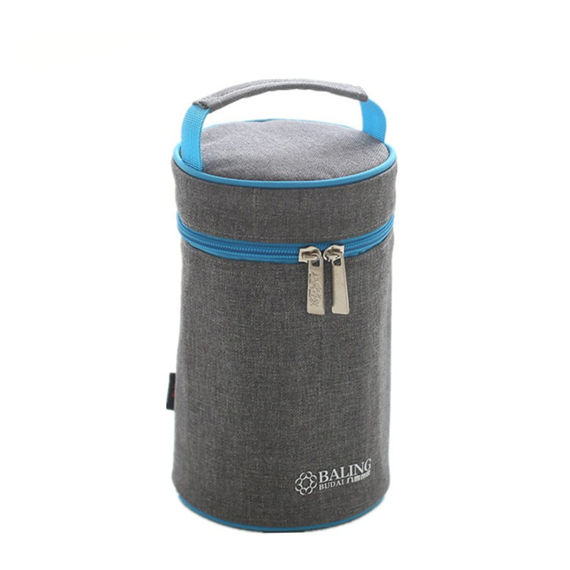 LHLYSGS Brand Denim Bottle Cooler Insulation Baby Milk Bottle Bag Feeding Drink Beverage Cooler Ice Pack Accessories Products