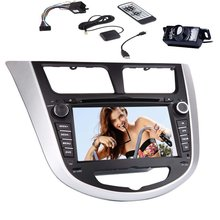 Android 4.2 7 inch For Hyundai Verna Touch Screen Universal Car DVD Player GPS Stereo In Dash Navigation AV Receive Rear Camera