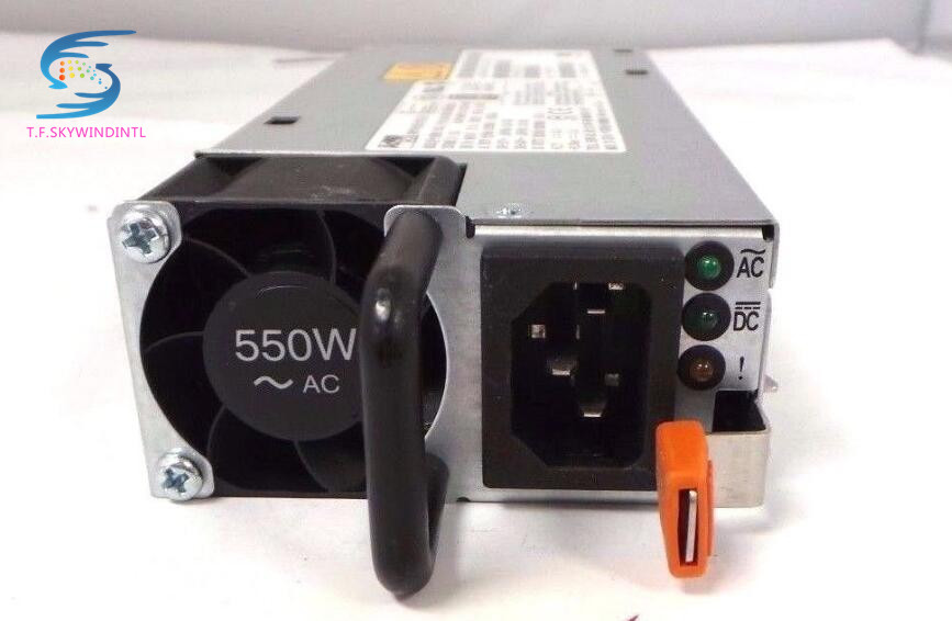 free ship 94Y8110 AC Power Supply 550W 94Y8109 FSA011 550 Watt 80 Plus Platinum Hot Swap psu x3650m4 3550M4 x330 43x3312 43x3311 блок питания lenovo systemx 550w 1 psu hot swap high efficiency platinum redundant power supply for x3650m5