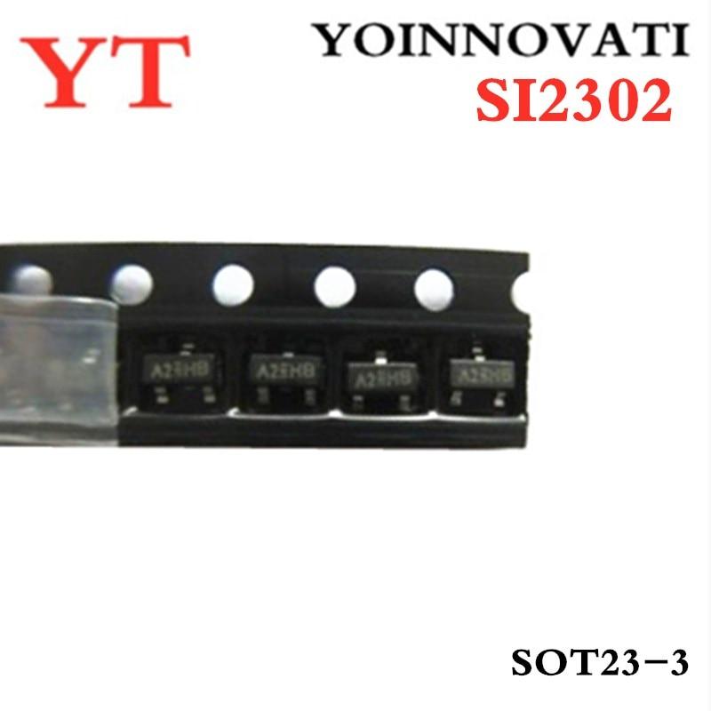 100 шт./лот SI2302DS A2SHB SI2302 SOT23 наилучшее качество IC|Интегральные схемы|   | АлиЭкспресс