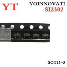 100 шт/лот si2302ds a2shb si2302 sot23 наилучшее качество ic