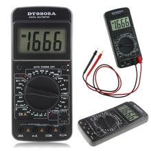 Professionale DT9205A AC DC Display LCD Elettrico Tester Handheld Tester Meter Digital Multimetro Amperometro Multitester