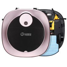 KLiNSMANN Smart Robot Vacuum Cleaner Wireless 1200pa Cleaning Robot Sweeper APP Control Aspirador With Four Cleaning Modes