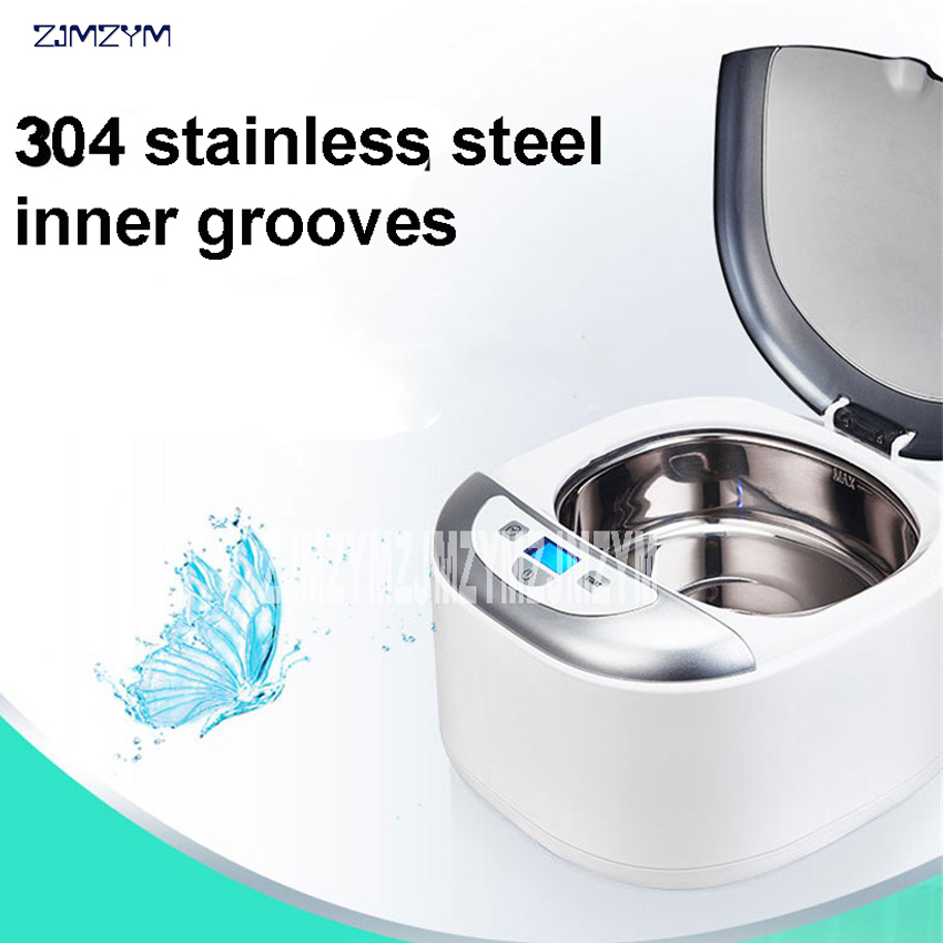 600ml 220V Ultrasonic cleaning machine washes glasses household denture jewelry watches main board cleaner600ml 220V Ultrasonic cleaning machine washes glasses household denture jewelry watches main board cleaner