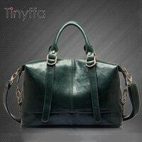 2015 New Composite Leather Shoulder Messenger Bag Designer Handbags High Quality Large Capacity Solid Color Tassel