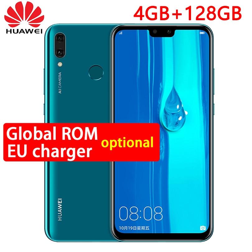 Huawei Y9 2019 Enjoy 9 Plus Smartphone 6 5 inch Full Screen 2340x1080 Hisilicon Kirin 710