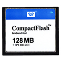 CF 128MB Compact Flash CF Memory Card with Free Card Case