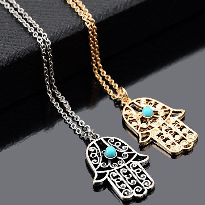 itm chains neck gold charm necklace plated jewelry chain statement fashion long choker pendant