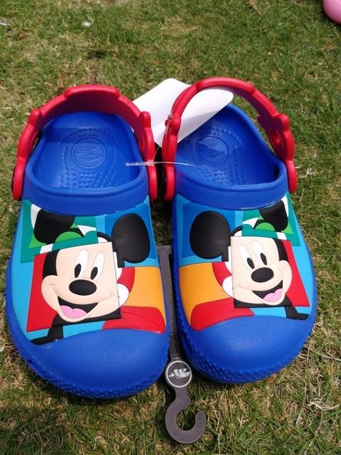 New Mickey Anak Keren Sandal Jepit Anak Laki-laki Anak Perempuan Sandal Musim  Panas Non 81a0f2dcf1