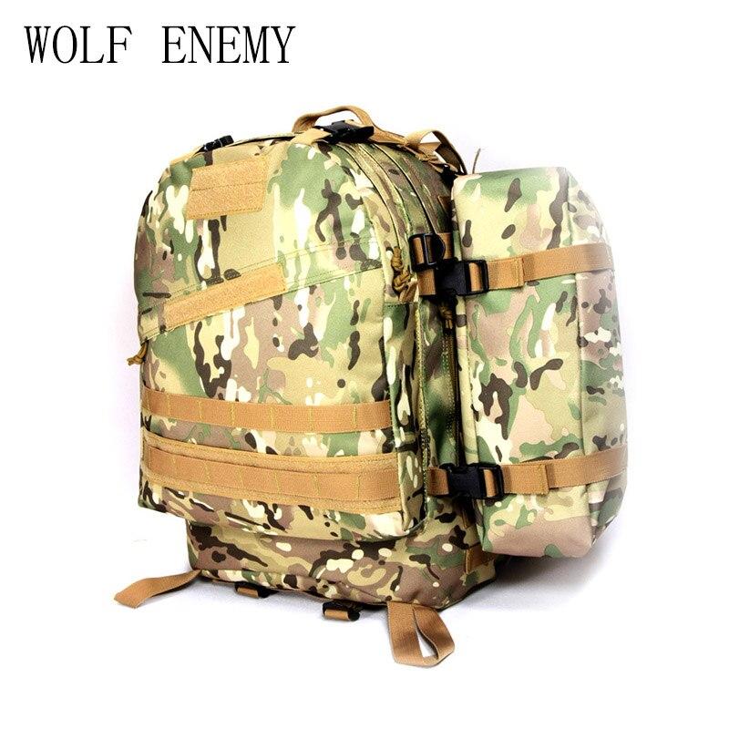 Genuine 1000D CORDURA Waterproof Nylon 3D Hydration Tactical Army Backpack - Military <font><b>Bag</b></font> <font><b>Outdoor</b></font> Hunting Backpack <font><b>Bags</b></font>