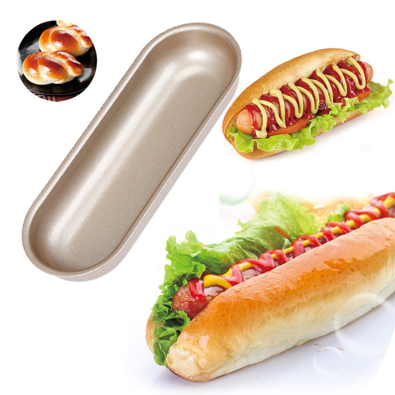 Hot Dog Bun Mold