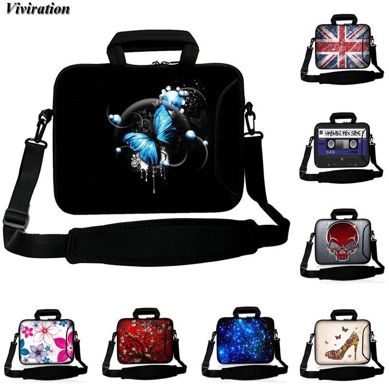 Viviration Briefcase Handbag Laptop Bag For Dell Notebook Case 17.3 9.6 15 13 12 10 14 17 Inch Computer Pack Bag For Lenovo Yoga