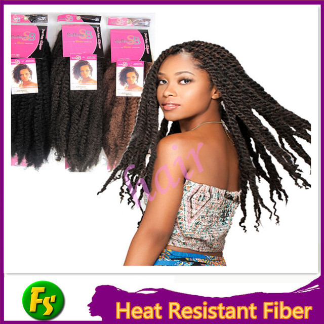 Natural Toyokalon Fiber Synthetic Braiding Hair Extension Afro Braid 100 Kanekalon Twist