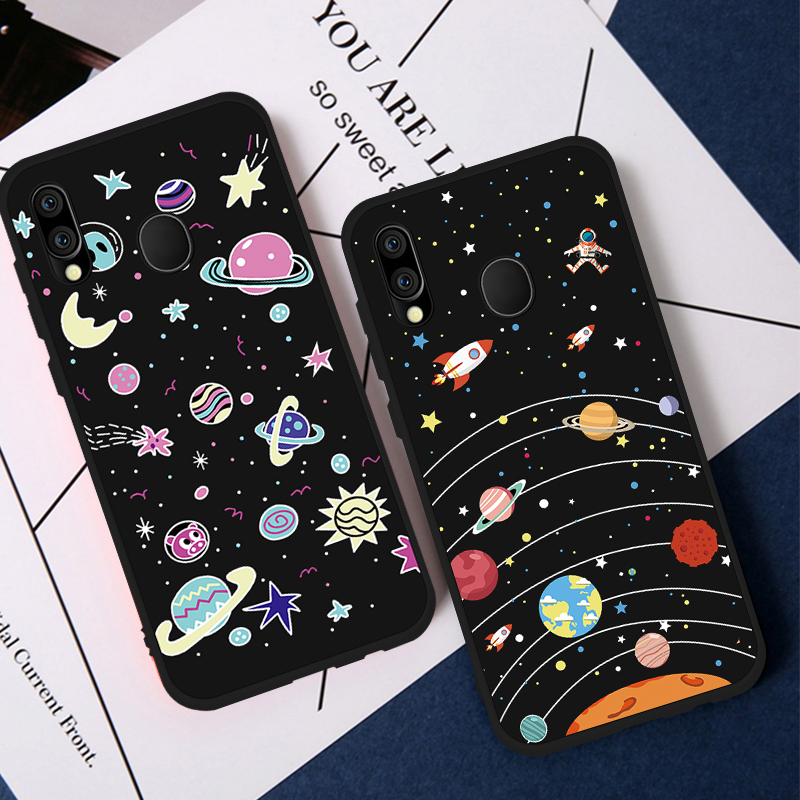 Phone Case For Samsung Galaxy M 40 30 10 A 10 60 A50 A40 A30 Animal Soft TPU Silicone Back Cover J6 J4 Plus 18 S10 s10e 10
