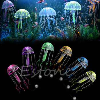Decor Jellyfish Aquarium Decoration 1