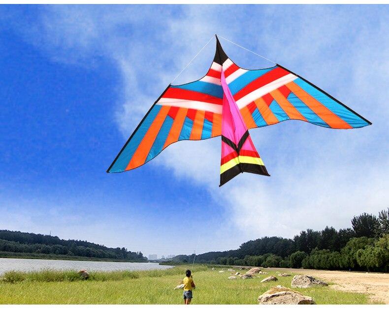 Nouvelle arrivée en plein air FUN sport puissance belle ANIMAL cerfs-volants cerf-volant avec poignée/ficelle facile à voler - 2