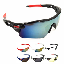 2017 Hot Selling Outdoor Sports UV400 Eyewear Windproof Mountain Bike Bicycle Glasses Sunglasses Men Women Cycling