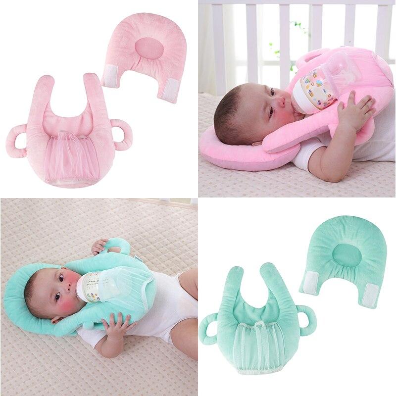 Coussin d'allaitement doux réglable de maternité allaitement infantile bébé enfants alimentant le coussin d'oreiller de coton de PP