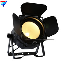Free Shipping DMX control 200w COB White warm cold white LED Par stage light