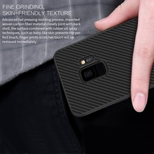 Nillkin Synthetic Fiber Case for Samsung Galaxy S9 S9Plus