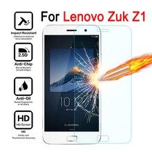 Zuk Z1 закаленное стекло Экран Защитная пленка для Lenovo Zuk Z1 Z 1 телефон анти-Explosin крышка Защитный Плёнки чехол