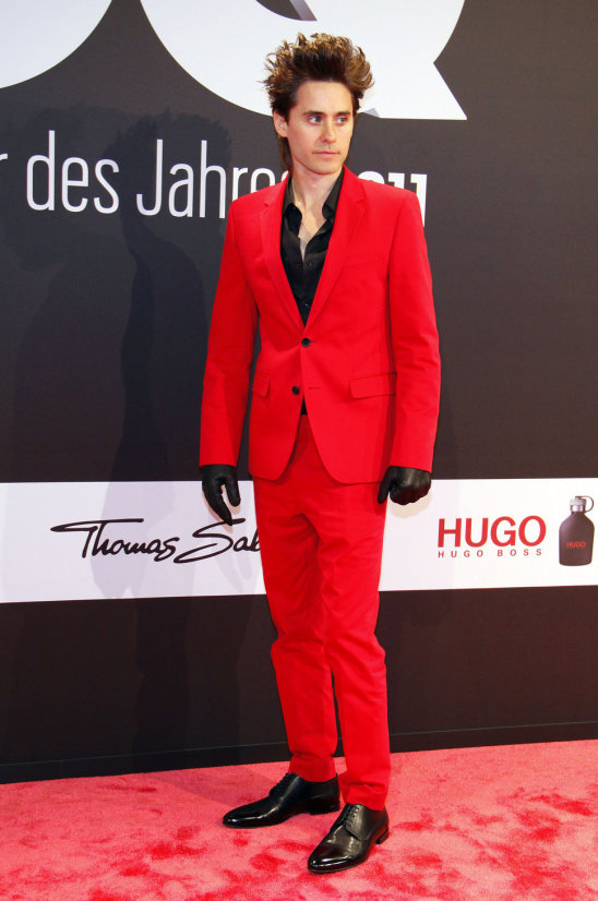 Black And Red Suit For Prom - Go Suits